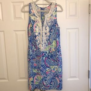 Lilly Pulitzer Shift Size 6 NWT